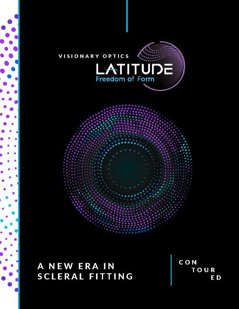 Latitude Guide Cover